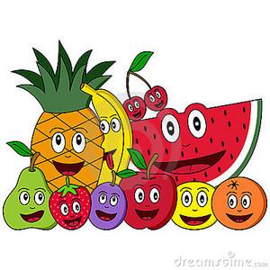 Animated Fruits