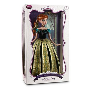 Anna Disney Store Limited Edition doll