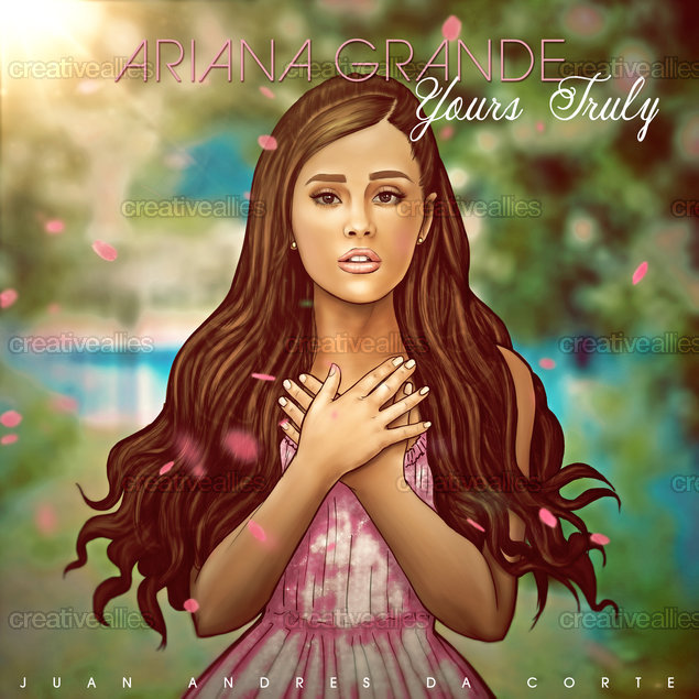 Ariana Grande Yours Truly
