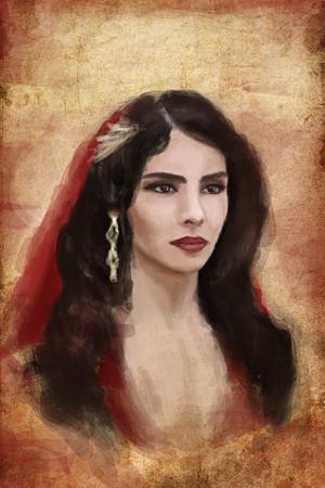Arianne por Friedrich Todd