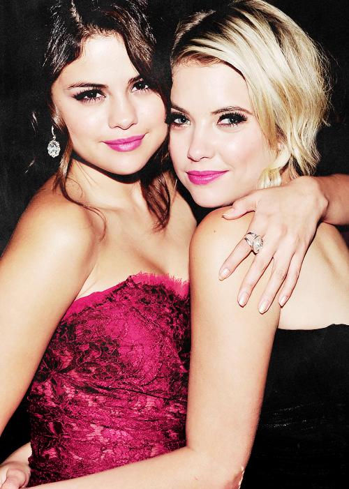 benson selena gomez and Ashley