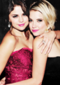 Ash Benzo And Selena Gomez