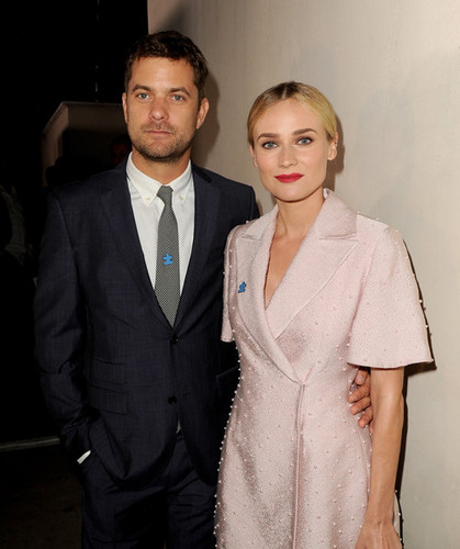 Joshua Jackson wallpaper possibly with a business suit, a suit, and a well dressed person entitled Autism Speaks 2013 Blue Jean Ball