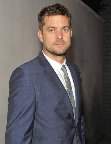 Joshua Jackson wallpaper containing a business suit, a suit, and a double breasted suit called Autism Speaks 2013 Blue Jean Ball