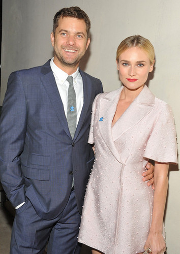Joshua Jackson wallpaper containing a suit and a business suit called Autism Speaks 2013 Blue Jean Ball