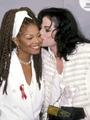 Backstage At The 1993 Grammy Awards - michael-jackson photo