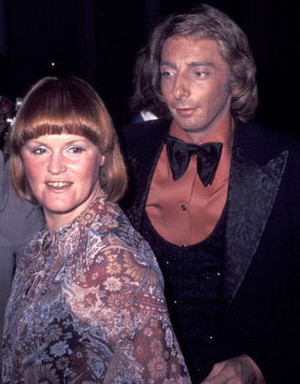 Barry And Linda Allen At The 1977 Grammy Awards