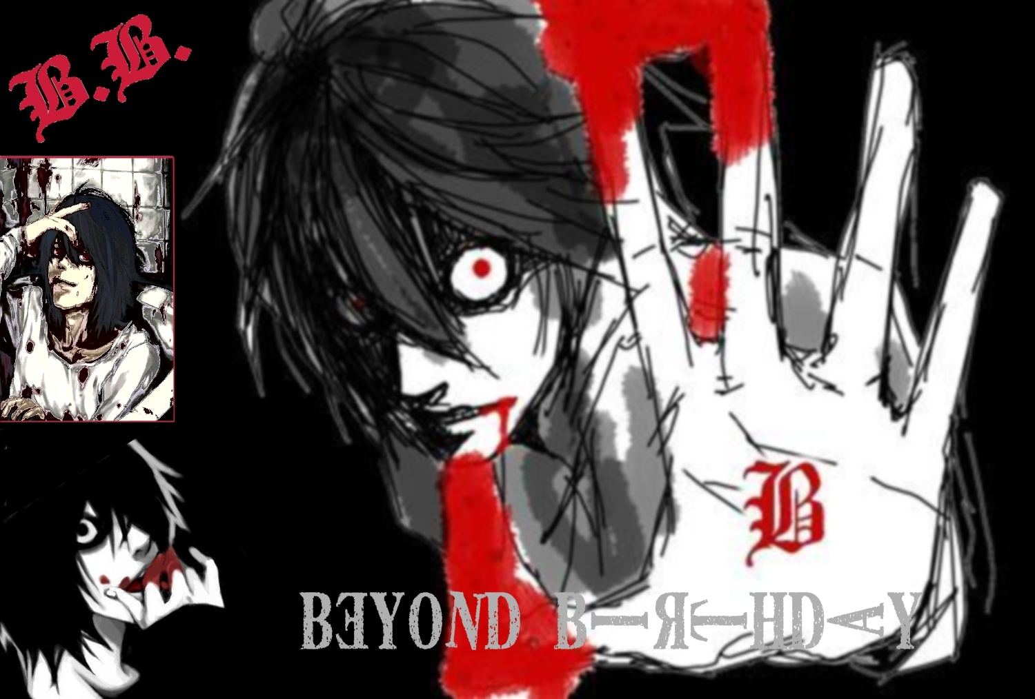 death note beyond birthday Death Note: Another Note images Beyond Birthday HD wallpaper and  death note beyond birthday