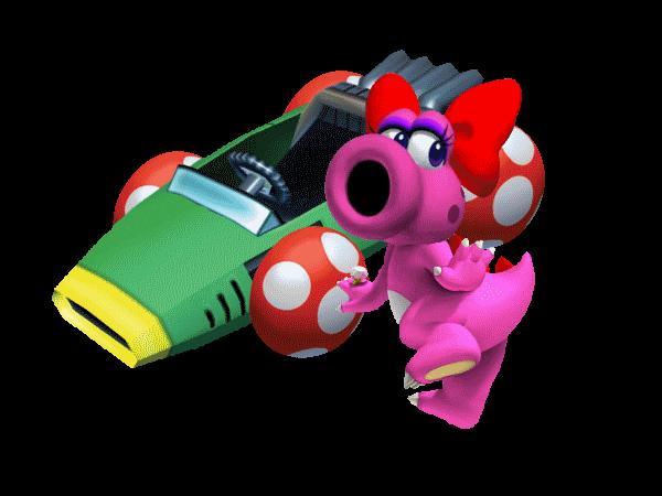 Mario Kart Wii images Birdo wallpaper and background ...