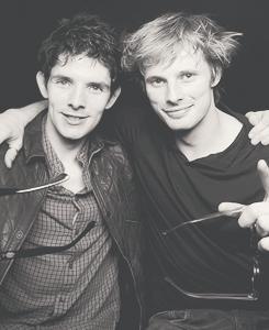 Bradley & Colin