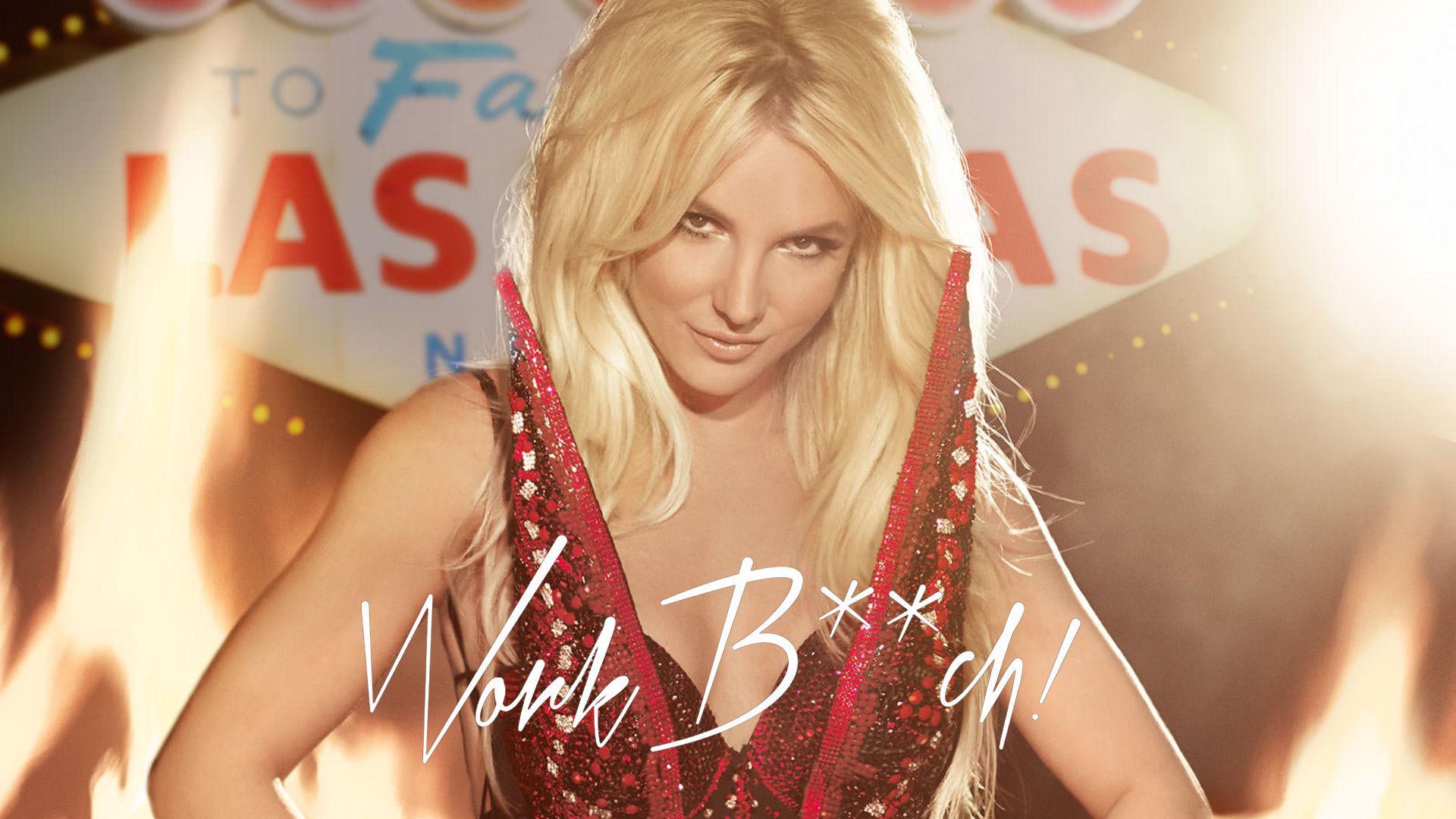 Britney Spears Work B**ch ! Las Vegas - Britney Spears ... Britney Spears Vegas