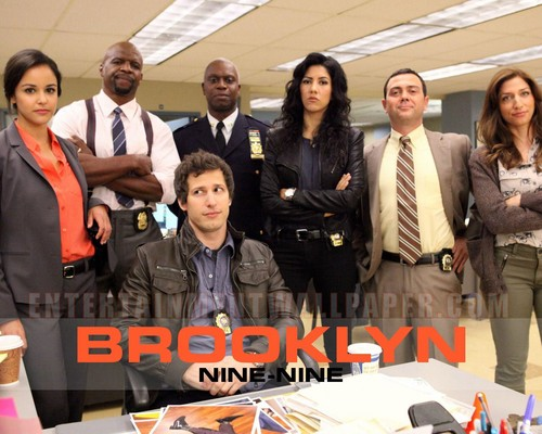 Brooklyn Nine-Nine Обои with a business suit called Brooklyn Nine-Nine