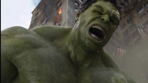 Bruce Banner / Hulk Scene