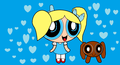 Bubbles as Dorothy - powerpuff-girls fan art