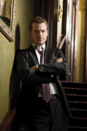 NCIS: Los Angeles wallpaper with a business suit and a suit entitled CBS Watch Magazine!