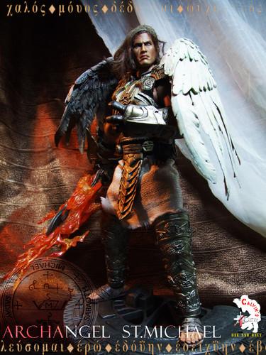 Archangel Michael Supernatural