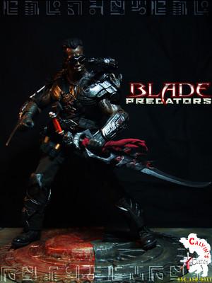 Calvin's Custom Predators X BLADE