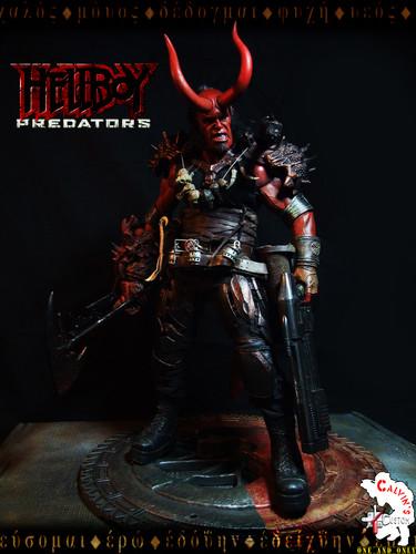 hellboy wallpaper related keywords - photo #17