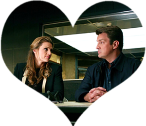 Caskett look