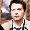 Castiel фото containing a portrait called Castiel ☜