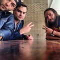 Chilling with Dave & Ciaran - keith-harkin photo