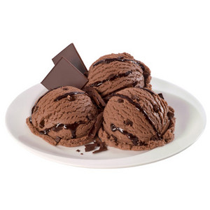 schokoladeneiscreme, schokoladen-eiscreme