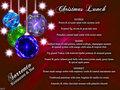 Christmas Lunch - christmas fan art