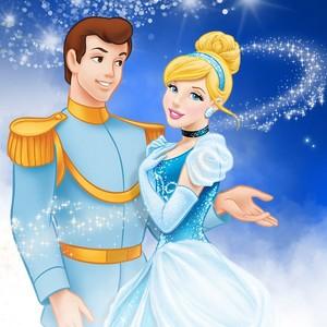 cinderela and Prince Charming