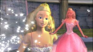 Clara's Sugar plum Princess kanzu, gown