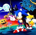 Classic 万圣节前夕 Sonic