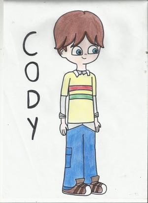 Cody fanart by me