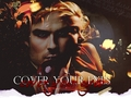 Cover your eyes - ian-somerhalder fan art