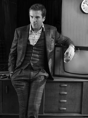 Damian Lewis@David Slijper - Esquire UK / October 2013.