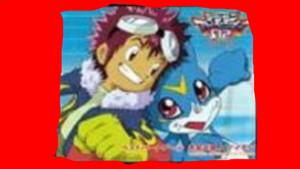 Davis from Digimon bayani