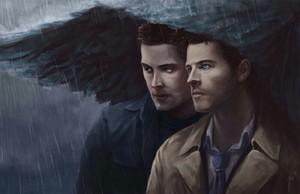 Dean and Castiel ✰