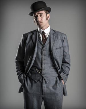 Detective Inspector Edmund Reid