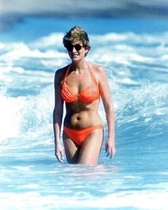 Diana On Vacation