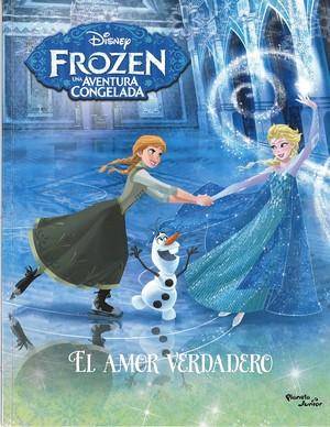 डिज़्नी Book - Elsa and Anna