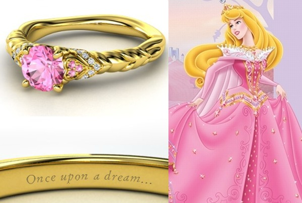 Disney Engagement Rings Perfect For Your Happily   YouTube