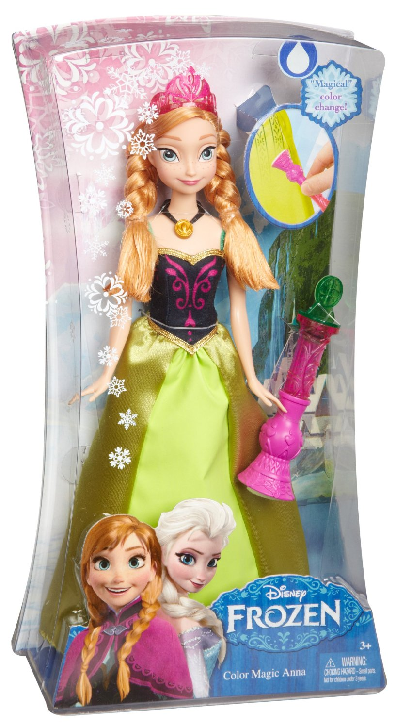 Various brand new boxed disney frozen 12 dolls select which you want - Frozen anna disney ...
