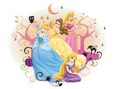 Disney Princesses Halloween - disney-princess photo