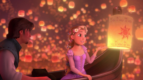Random پیپر وال possibly containing a کنسرٹ called Disney Tangled - I See the Light