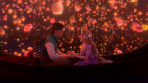 Random wallpaper entitled Disney Tangled - I See the Light