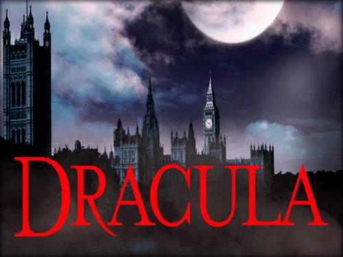 Rakshasa & Những người bạn hình nền with a business district and a nhà chọc trời entitled Dracula ★
