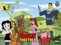 Drawn Together - cartoons photo
