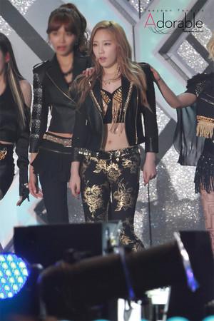 Dream Concert- Taeyeon