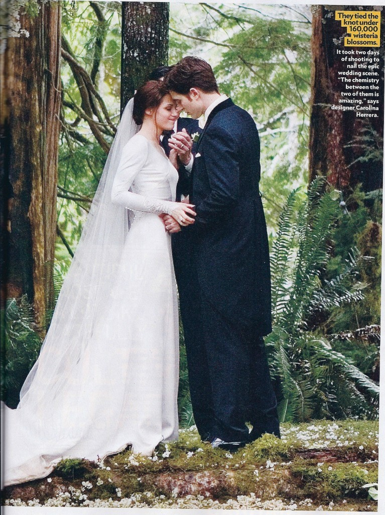 twilight breaking dawn part 1 wedding dress wwwimgkid