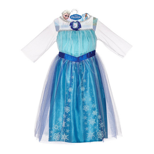 Elsa Dress - frozen Photo