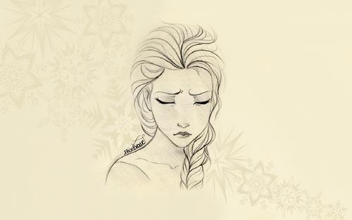 La Reine des Neiges fond d'écran called La Reine des Neiges fond d'écran