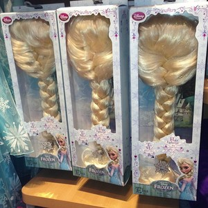Elsa light up wig